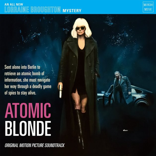 Atomic Blonde OST by Various