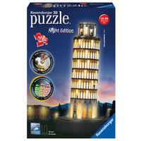 Ravensburger: Pisa At Night 3D Puzzle (216pc)