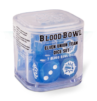 Blood Bowl: Elven Union Team Dice Set