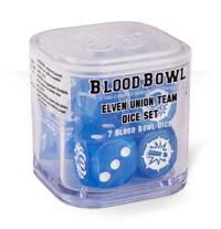 Blood Bowl: Elven Union Team Dice Set