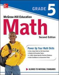 McGraw-Hill Education Math Grade 5, Second Edition by McGraw-Hill Education image
