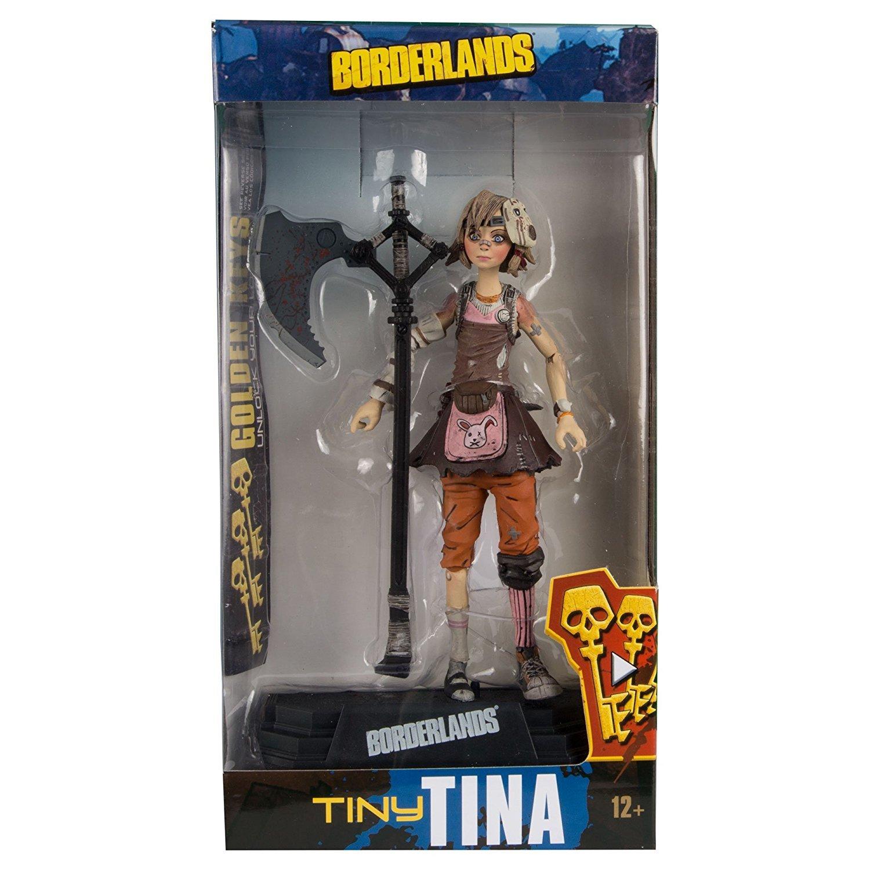 "Borderlands 2 - Tiny Tina 7"" Figure image"