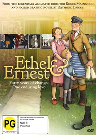 Ethel & Ernest on DVD