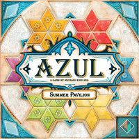 Azul: Summer Pavilion - Board Game