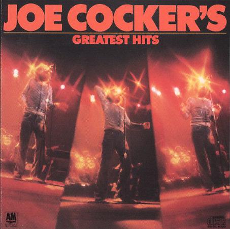 Greatest Hits by Joe Cocker image