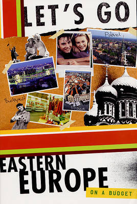 Let's Go Eastern Europe by Let's Go Inc image