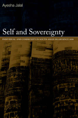 Self and Sovereignty by Ayesha Jalal image