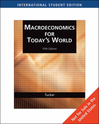 Macroeconomics for Today's World by Irvin B Tucker