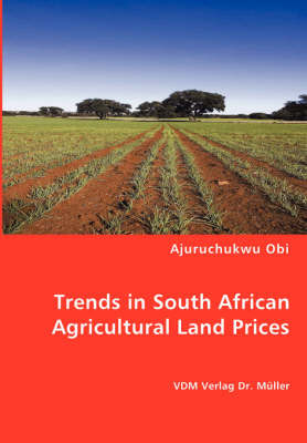 Trends in South African Agricultural Land Prices by Ajuruchukwu Obi image