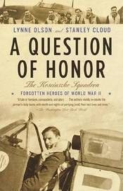 A Question of Honor by Stanley Cloud image