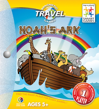 Magnetic Travel Noah's Ark Game