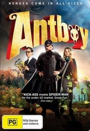 Antboy on DVD