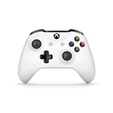Xbox Wireless Controller - White (with Bluetooth) for Xbox One