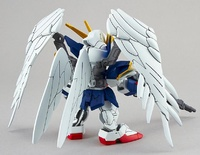 SD EX: Wing Gundam Zero EW - Model Kit