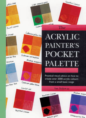 Acrylic Painter's Pocket Palette by Ian Sidaway