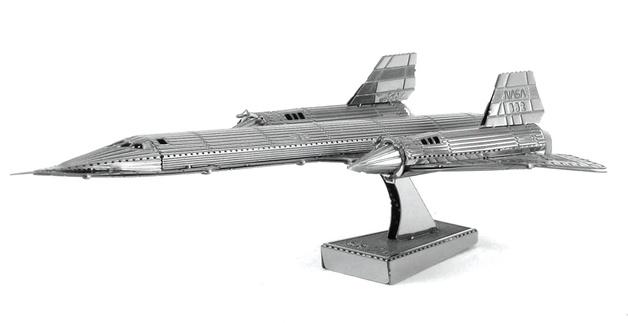 Metal Earth: SR:71 Blackbird - Model Kit