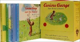 Curious George Box Set (4 Board Books)