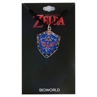Nintendo Zelda Shield Necklace image