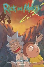 Rick and Morty, Volume 4 by Kyle Starks