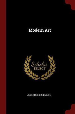 Modern Art by Julius Meier Graefe image