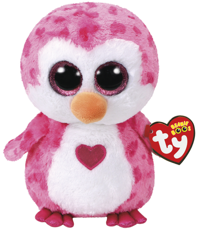 Ty Beanie Boo: Juliet Penguin - Small Plush