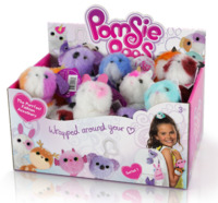 Pomsies: Pomsie Poos - Mini Plush (Assorted Designs)