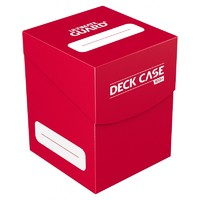 Ultimate Guard: Deck Case 100+ (Red)