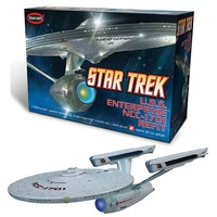 Star Trek USS Enterprise NCC-1701 Refit 1:1000 Model