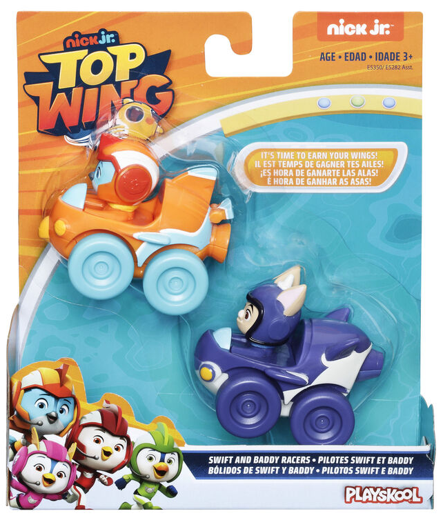 Top Wing: Swift & Baddy - Racers 2-Pack image