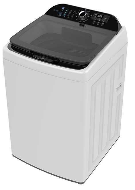 Midea 10KG Top Load Washing Machine with Lid