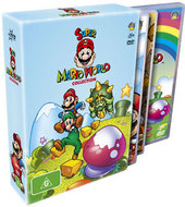 Super Mario World Collection (3 Disc) on DVD