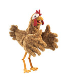 Folkmanis Hand Puppet - Chicken