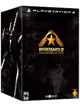 Resistance 2 Collector's Edition for PS3