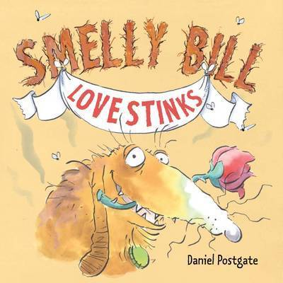 Smelly Bill in Love Stinks by Daniel Postgate