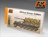 AK Afrika Korps Paint Set