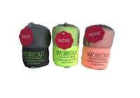 Nove Microfibre Workout/Travel Towel (Coral)