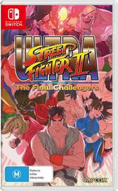 Ultra Street Fighter II: The Final Challengers for Nintendo Switch