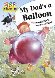 My Dad's a Balloon by Malachy Doyle image