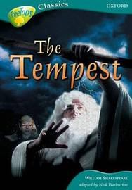 Oxford Reading Tree: Level 16B: Treetops Classics: the Tempest by William Shakespeare image