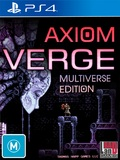 Axiom Verge Multiverse Edition for PS4