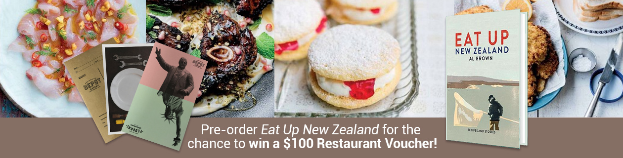 Pre-order & enter the draw to win a $100 voucher for Depot Eatery/Federal Delicatessen