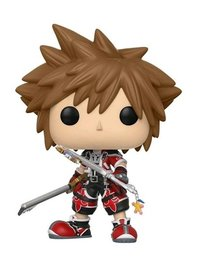 Kingdom Hearts - Sora (Brave Form) Pop! Vinyl Figure image