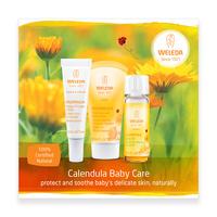 Weleda: Calendula Baby Care Starter Pack