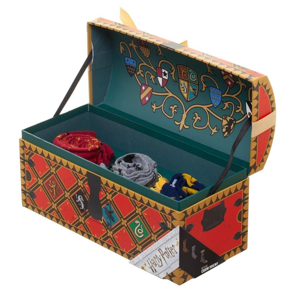Harry Potter: Quidditch - Men's Crew Socks Set (3-Pack) image