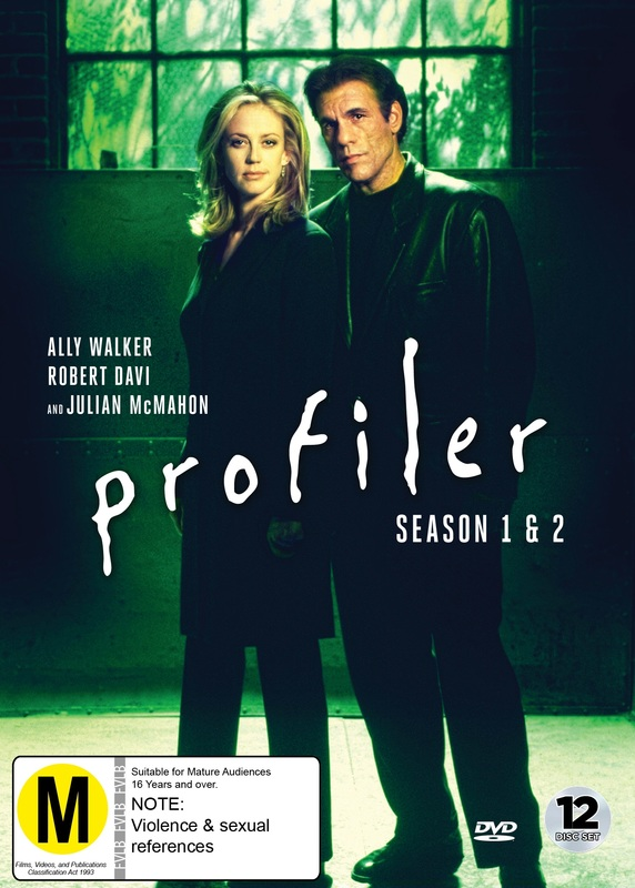 The Profiler: Seasons 1-2 on DVD