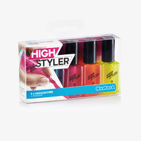 High Styler Highlighters - by Mustard image