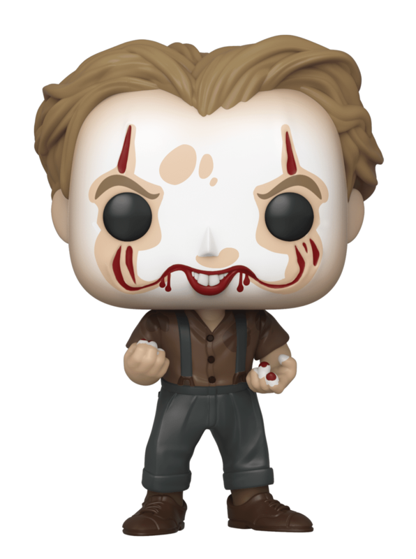 IT: Chapter 2 - Pennywise (Meltdown) Pop! Vinyl Figure