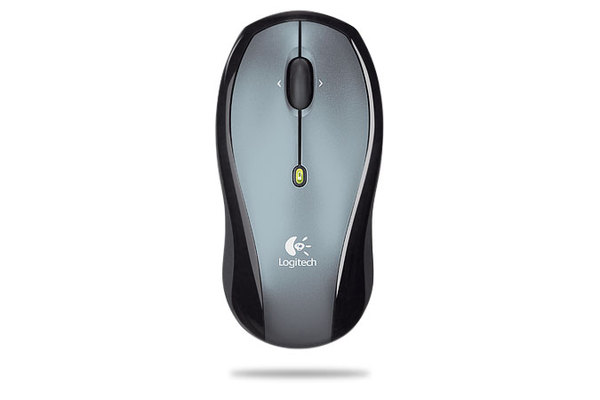 Logitech LX6 Cordless Optical Mouse image
