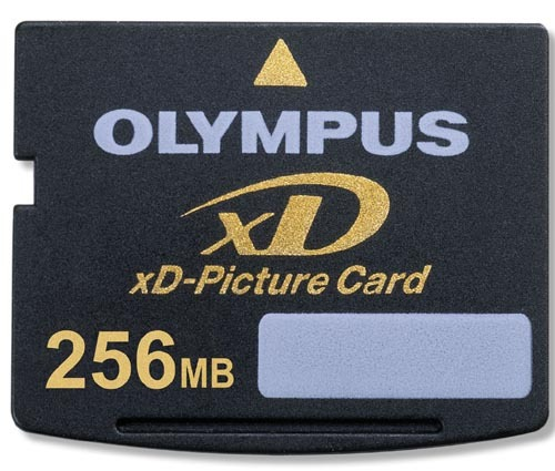 Olympus xD Picture Card 256MB M-xD 256P