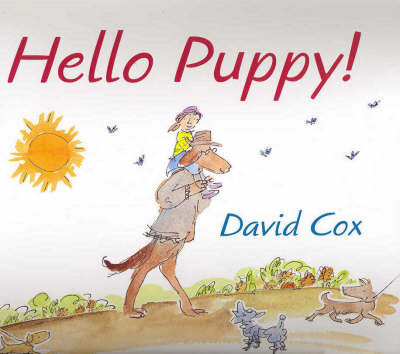 Hello Puppy by David Cox